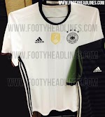 Berita bocoran jersey Jerman home away Euro 2016