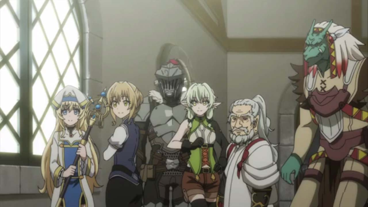 Goblin Slayer Episode 10 Subtitle Indonesia
