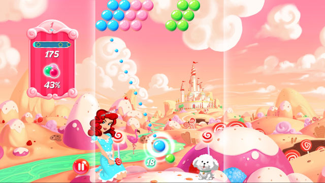 Candy Bubble - Image du Jeu