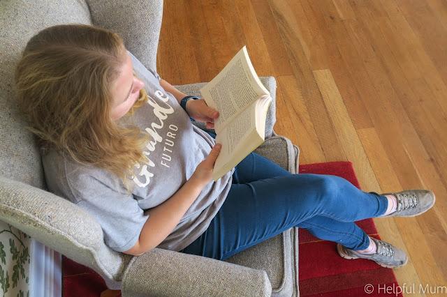 Reading Fierce by Gin Phillips