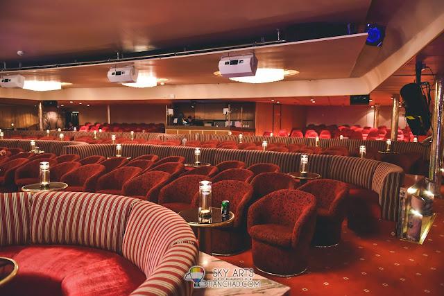 Star cruises Superstar Libra 丽星邮轮 天秤号 3D2N 槟城 普吉岛 Penang Phuket 魔术表演 Stardust lounge