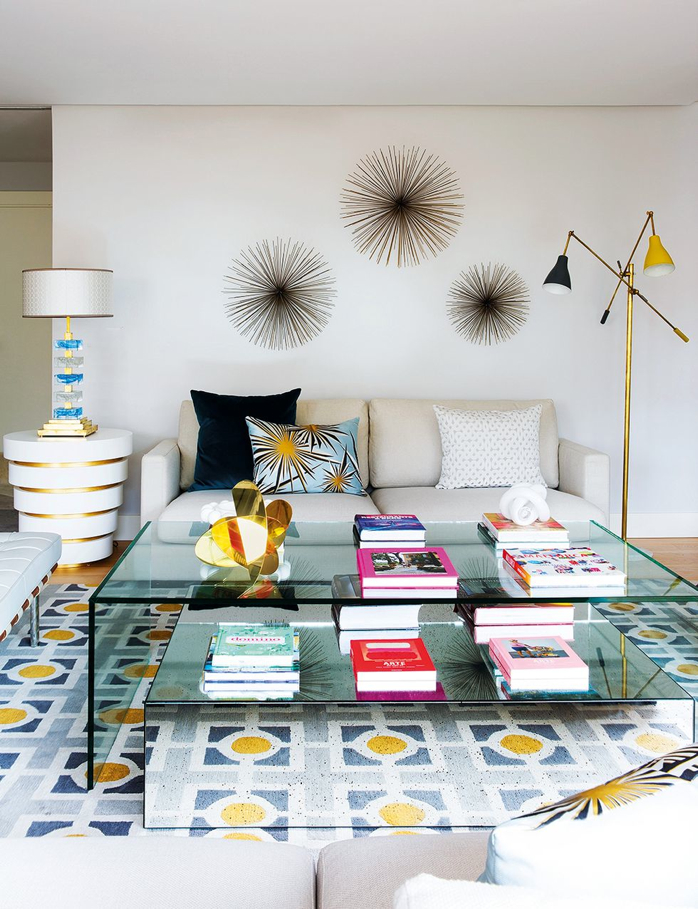 A Home Brimming with Bright and Happy Color- design addict mom