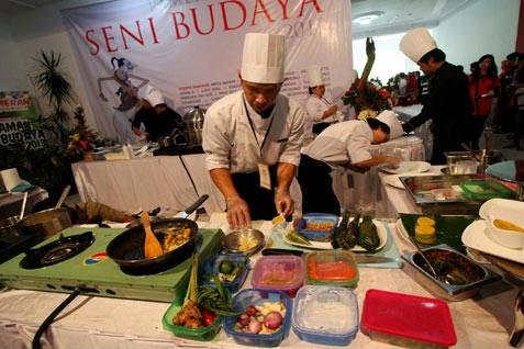 Festival Kuliner Manado 2014