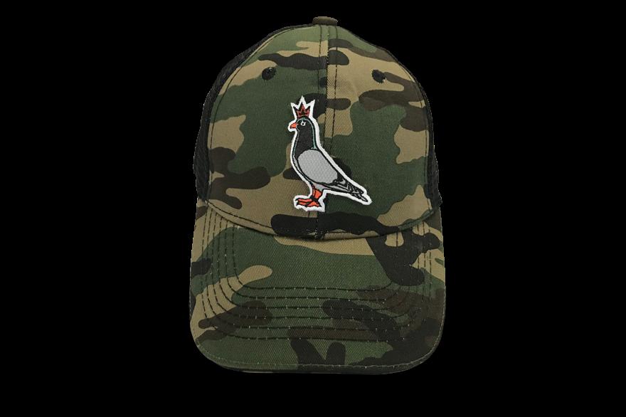 Tienda: gorra de rey palomo militar de luisito comunica