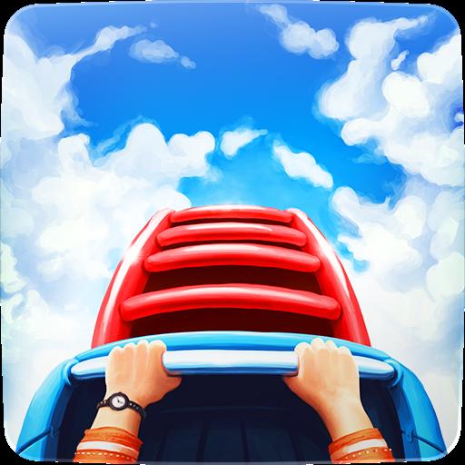 تحميل لعبة RollerCoaster Tycoon 4 Mobile 1.13.5 مهكرة شراء اي شي مجانا
