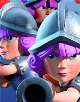 Vazamento próxima atualização Clash Royale - Nova tropa