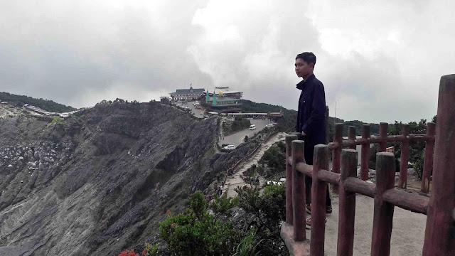 Gunung Tangkuban Perahu 1
