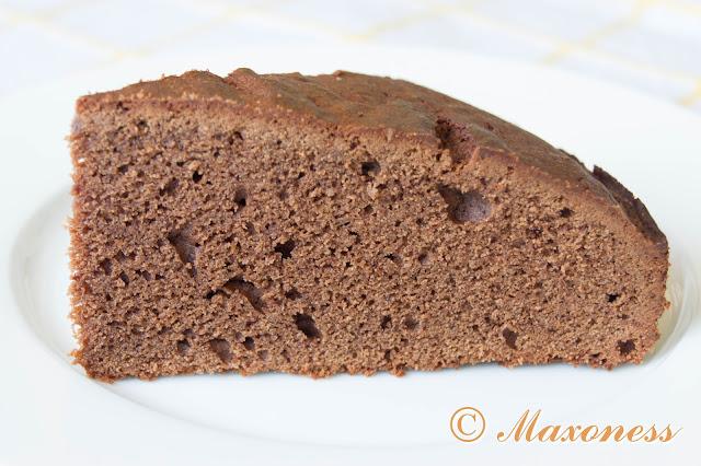 Шоколадное гато «Четыре четверти». Французская кухня