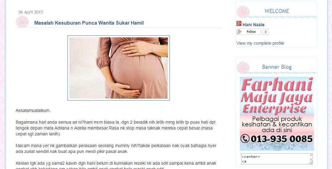 Template Blog Farhani Maju Jaya Enterprise