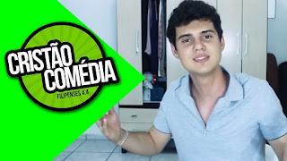 Cristão comédia - Samuel Rodrigues