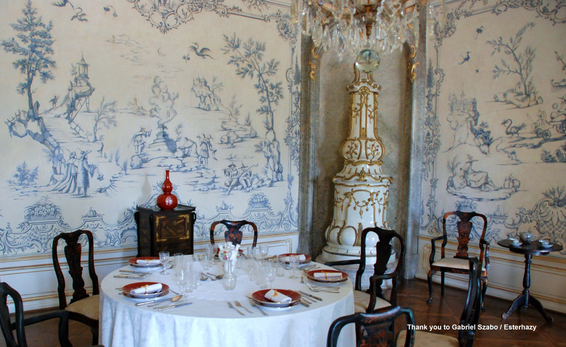 Crazy for Chinoiserie and we have a winner! ~ Home