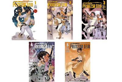 Reseña Star Wars: Princesa Leia