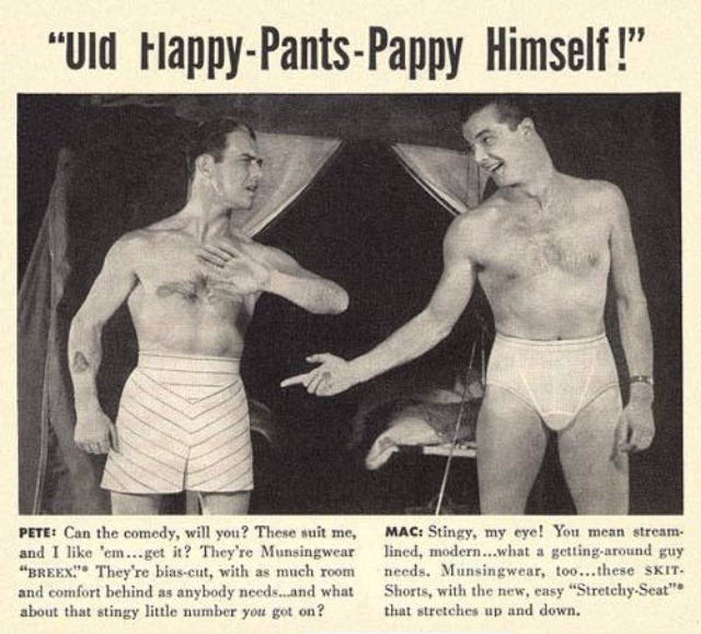 vintage everyday: What Are These Guys Thinking? Here Are 24 of the ...