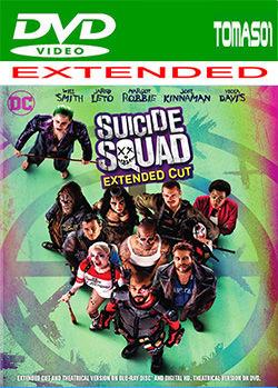 Escuadrón suicida (EXTENDED) (2016) DVDRip
