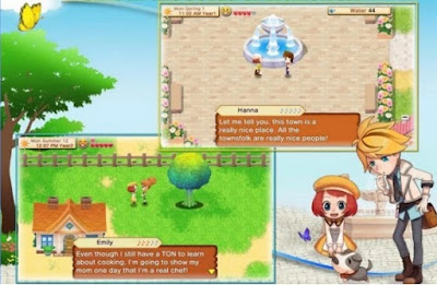 Harvest Moon Seeds Of Memories Mod Apk + Data