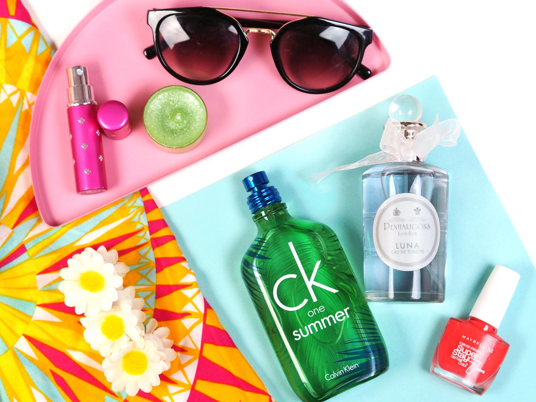 2016 Perfume Favourites Summer