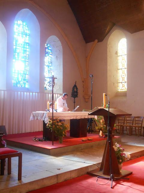 catéchuménat de Sens Paron Saint Clément Yonne