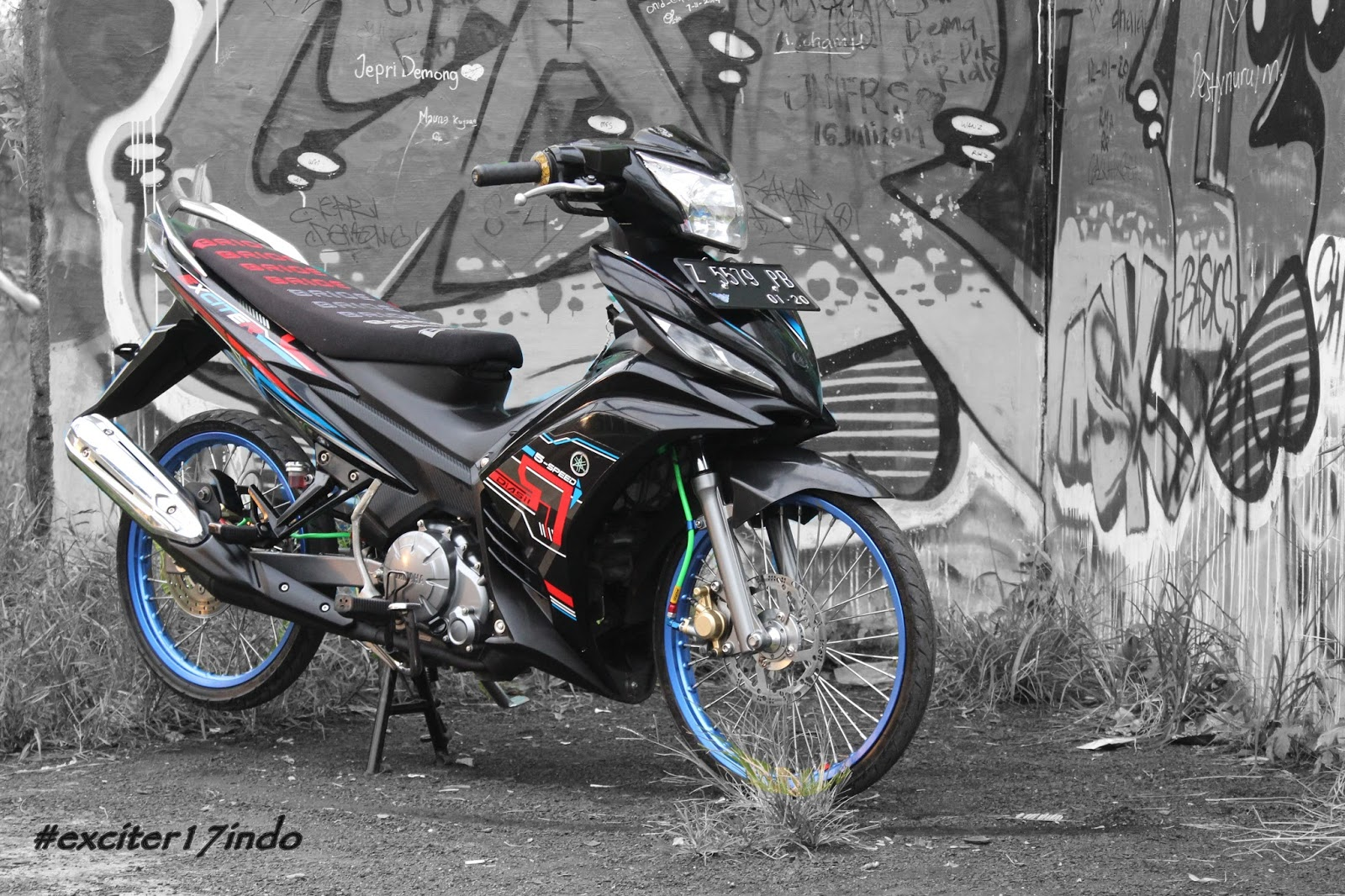 Kumpulan 95 Modifikasi Motor Jupiter Mx Ala Thailook