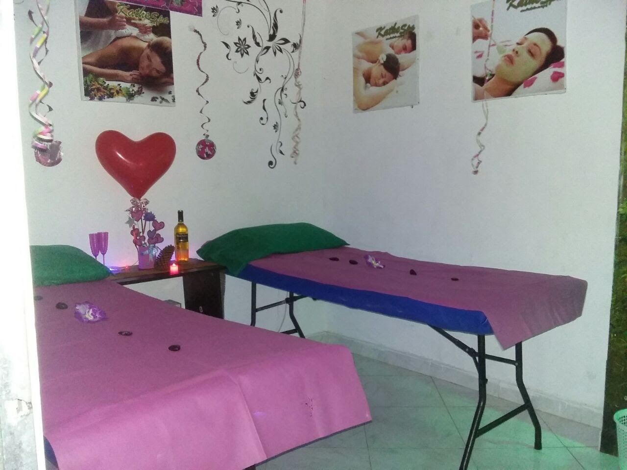 Kathe spa consiente tu cuerpo spa dia de la madre for Decoracion para spa