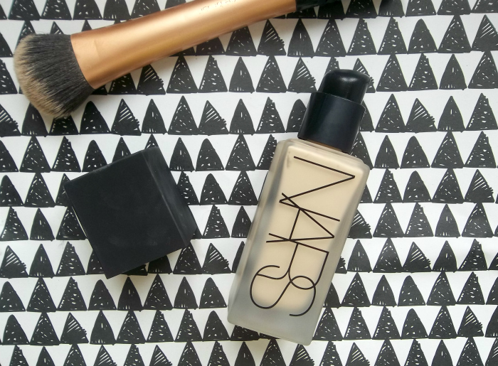NARS All Day Luminous Weightless Foundation in Gobi Review
