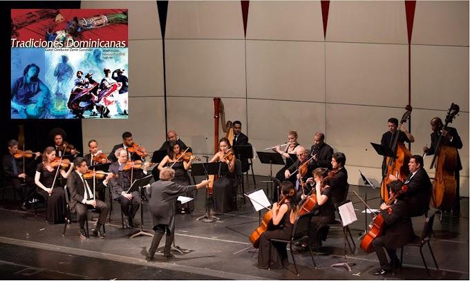 """""""Tradiciones Dominicanas"""" un espectáculo sinfónico  con 65 músicos será presentado en CUNY el 21 de febrero"""