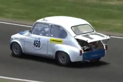 Fiat Abarth 1000TC 1965