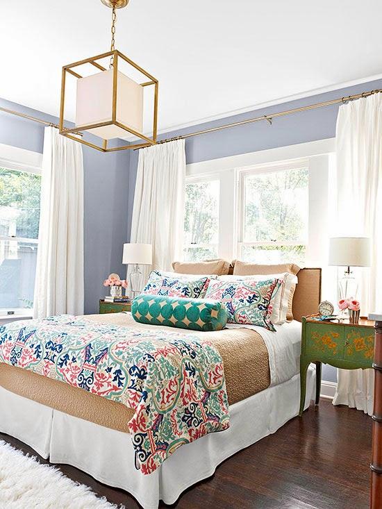 blue bedroom color popular - photo #18