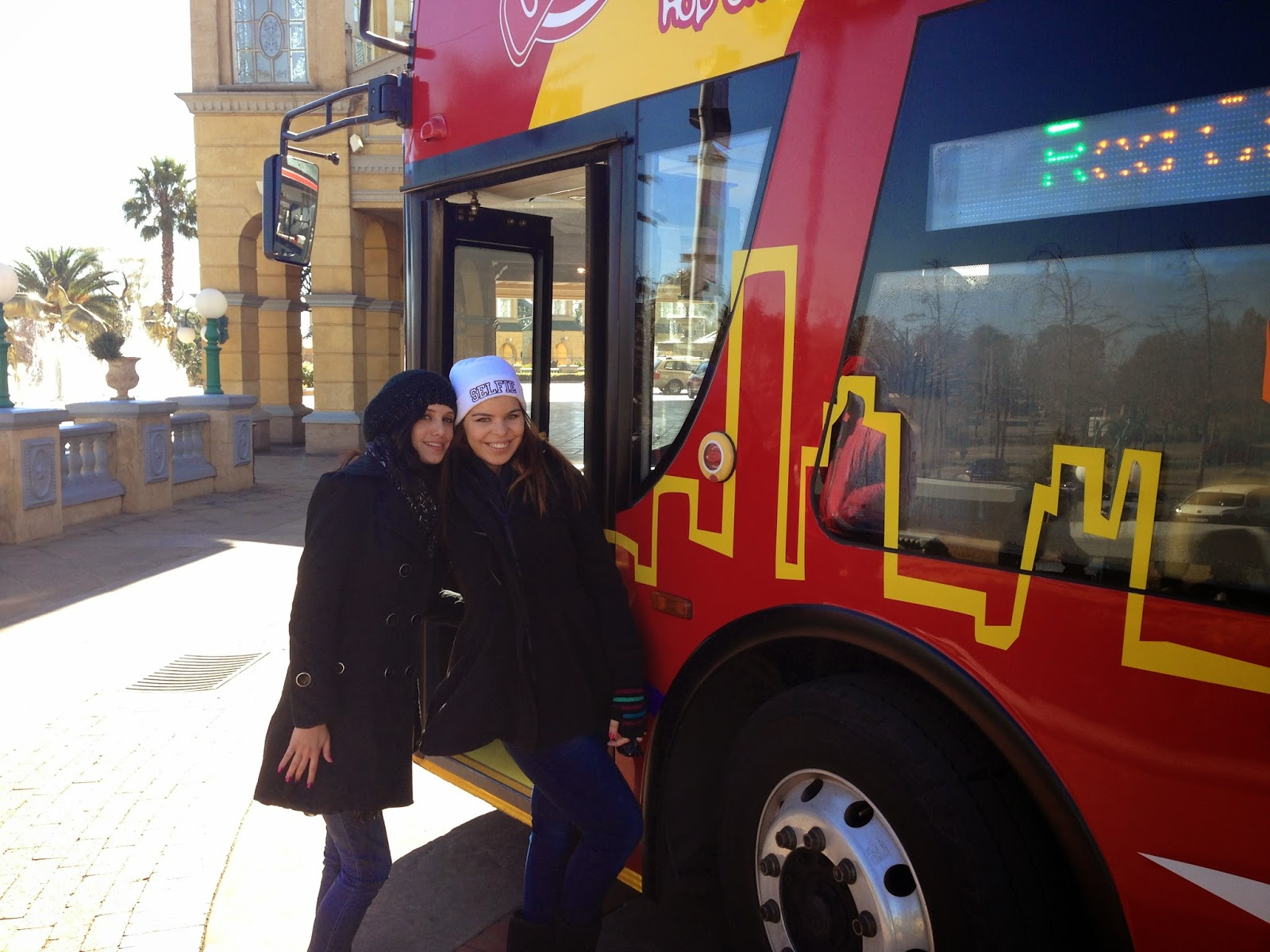 Joburg Red Bus Tour (Part I)