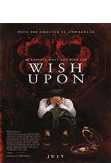 Wish Upon (2017) BRRip 1080p Latino AC3 5.1 / ingles AC3 5.1