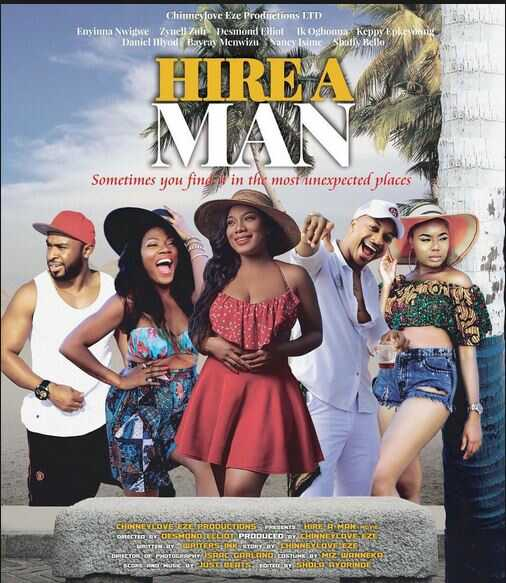 """Nollywood Blockbuster Movie """"Hire A Man"""" Rakes in N35million in 15 Days"""