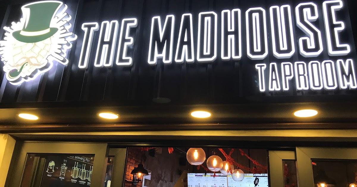 The Madhouse Taproom:飲酒晚飯直落的一夜
