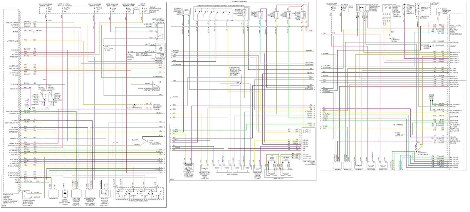 1998 cavalier ignition wiring diagram chevy cavalier wiring harness diagramrh svlc us  [ 1600 x 723 Pixel ]