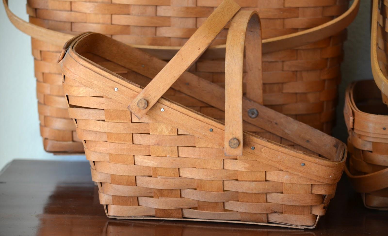All Longaberger Baskets