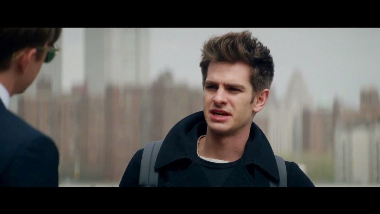 Screen Shot Of Movie The Amazing Spider Man 2 (2014) Full Theatrical Trailer HD At worldfree4u.com