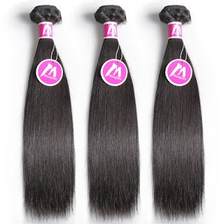 6A Hair Weave Brazilian Hair Bundles Straight Hair–Price:$25.10 /piece (45%off)