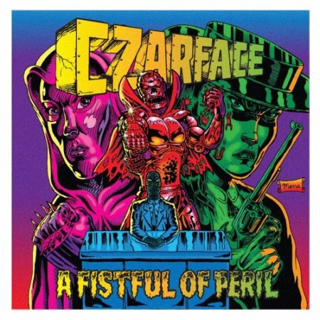 CZARFACE ft. Meyhem Lauren & Rast – Steranko