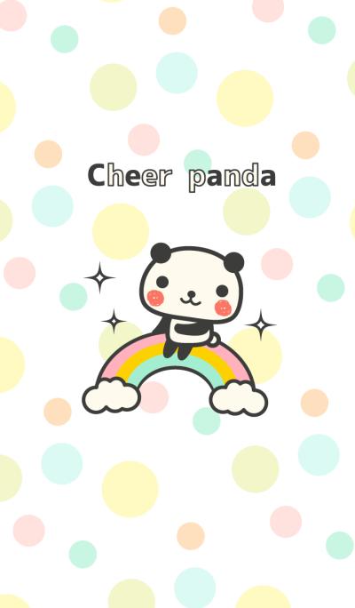 Cheer Panda
