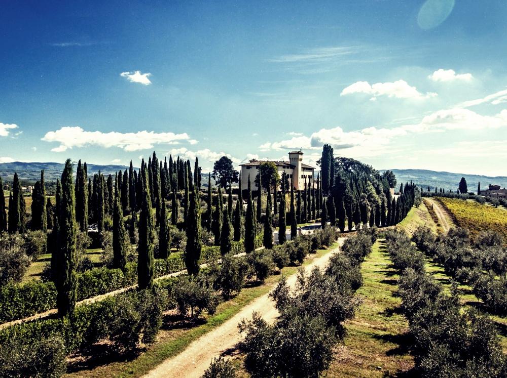 Toskana: COMO Castello del Nero