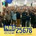 População de Rio Real se reúne para declarar apoio a Pablo Barrozo