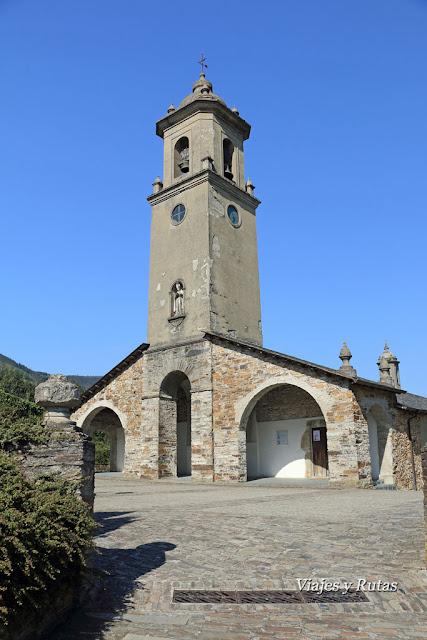 Iglesia de San Martín, Taramundi, Asturias
