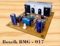 BOXELK BMG – 017 30 WATT