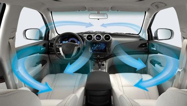 pengharum ruangan untuk kabin mobil