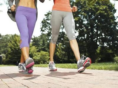 Đi bộ giảm mỡ bụng hiệu quả