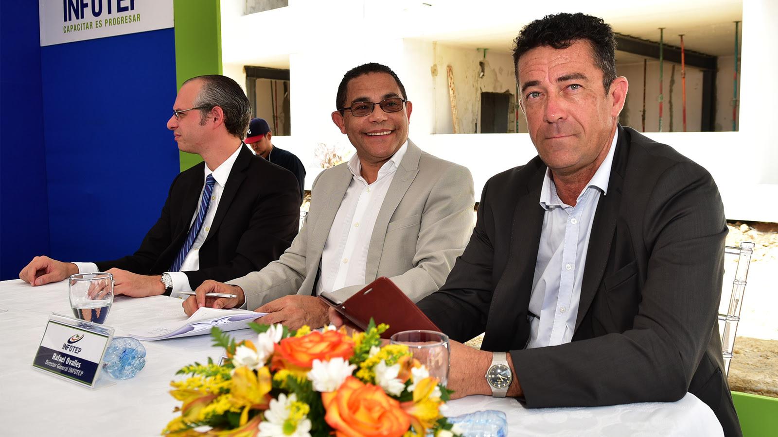 VIDEO: Escuela de Hotelería, Gastronomía y Pastelería del Infotep en Higüey avanza