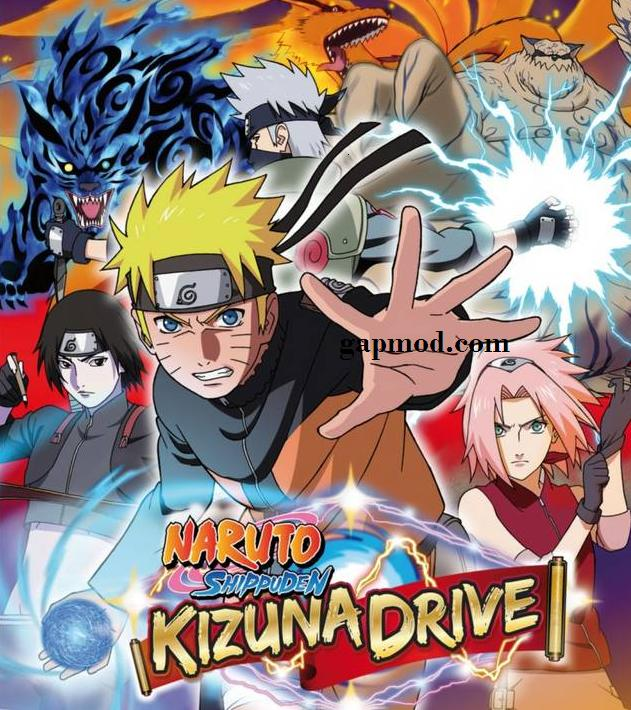 APK-GR: Naruto Ultimate Ninja Storm 4 [He's Return] v1 3 [Mod]