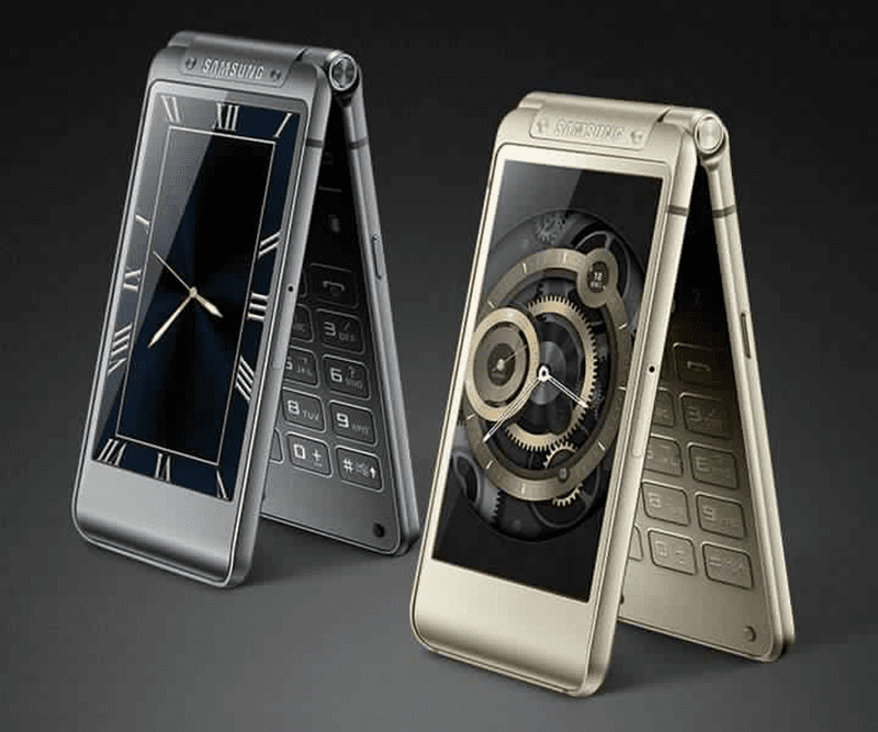 Samsung W2016 Flip Smartphone Announced! Arrives With Near S6 Specs!