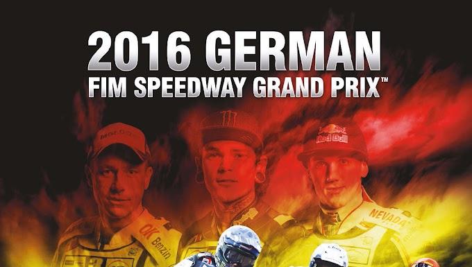 Speedway plakátok