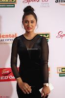 Vennela in Transparent Black Skin Tight Backless Stunning Dress at Mirchi Music Awards South 2017 ~  Exclusive Celebrities Galleries 028.JPG
