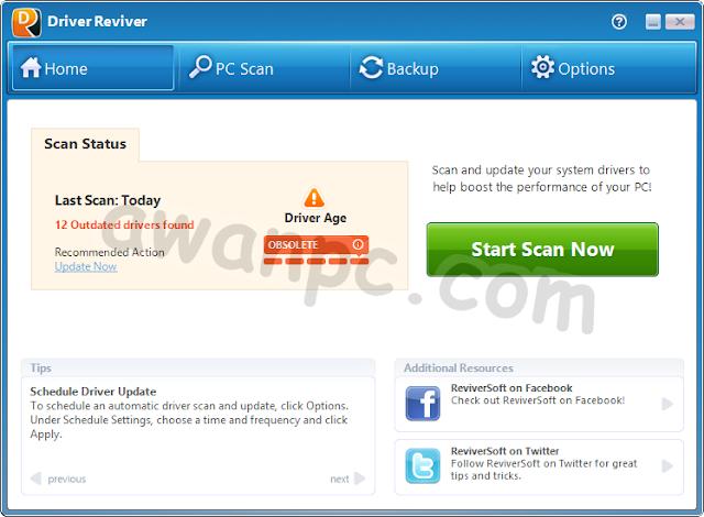 Download Driver Reviver 5.11.0.16 Full Crack Terbaru
