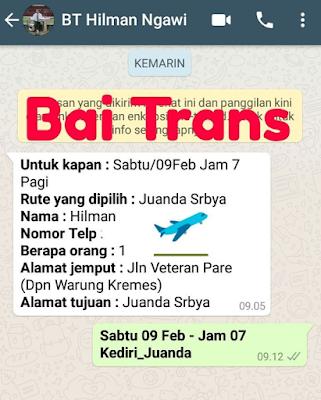Resevasi Online Juanda Surabaya